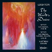 Album artwork for Leighton: Choral Works