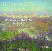 Album artwork for Ives: Romanzo di Central Park / Finley, Drake