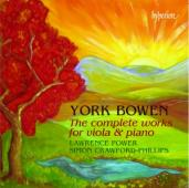 Album artwork for Bowen: Complete works for viola & piano (Power)