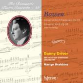 Album artwork for York Bowen: Romantic Piano Concertos Vol. 46