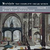 Album artwork for Buxtehude: The Complete Organ Works, Vol.1