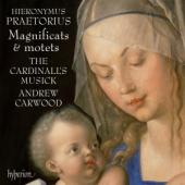 Album artwork for H. Praetorius: Magnificats & Motets