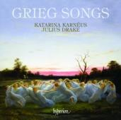 Album artwork for Grieg: Songs (Karneus, Drake)