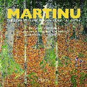 Album artwork for Martinu: Music for Violin and Orchestra - Vol. 1