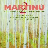 Album artwork for Martinu: Complete Music for Violin and Orchestra 2