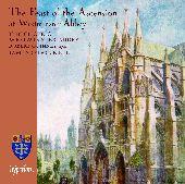 Album artwork for Choir of Westminster Abbey: Feast of the Ascension