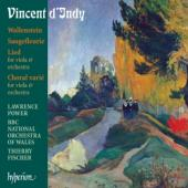 Album artwork for d'Indy: Wallenstein, Orchestral Works (Fischer)