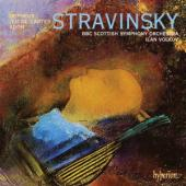 Album artwork for Stravinsky: Orpheus, Jeu de Cartes, Agon