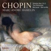 Album artwork for Chopin: Piano Sonatas 2 & 3  / Hamelin