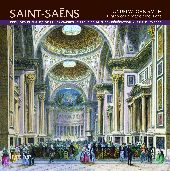 Album artwork for Saint-Saens: Preludes & Fugues, Organ Fantasies