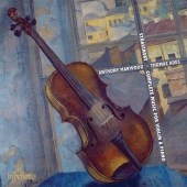 Album artwork for Stravinsky: Music for violin & piano / Marwood