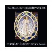 Album artwork for Machaut: Songs from Le Voir Dit / Orlando
