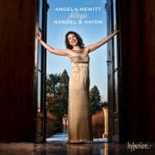 Album artwork for Angela Hewitt: Plays Handel & Haydn