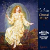Album artwork for Mathias: Choral Music / Wells Cathedral
