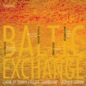 Album artwork for Choir of Trinity College: Baltic Exchange