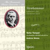 Album artwork for Romantic Piano Concerto Vol 49: Stenhammar/ Tanyel