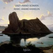 Album artwork for Liszt: Piano Sonata / Hamelin