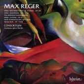Album artwork for Max Reger: Choral Music / Consortium