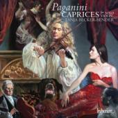 Album artwork for Paganini: 24 Caprices for Solo Violin