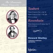 Album artwork for Romantic Piano Concerto vol 51: Taubert Rosenhain
