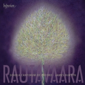 Album artwork for Rautavaara: Choral Music / Burton