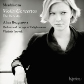 Album artwork for Mendelssohn: Violin Concertos / Ibragimova
