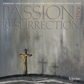 Album artwork for Ešenvalds: Passion and Resurrection
