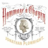 Album artwork for Jonathan Plowright: Hommage à Chopin