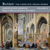 Album artwork for Buxtehude: The Complete Organ Works, Vol.2