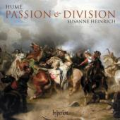Album artwork for Hume: Passions & Division / Heinrich
