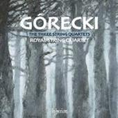 Album artwork for Górecki: The Three String Quartets
