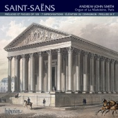 Album artwork for Saint-Saëns: Organ Music, Vol. 2