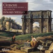 Album artwork for Clementi: Complete Piano Sonatas, Vol. 6  / Shelle