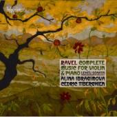 Album artwork for Ravel: Complete Music for Violin & Piano