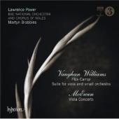Album artwork for Vaughan Williams: Flos Campi & Viola Concerto