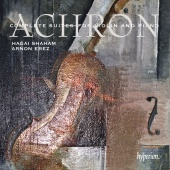 Album artwork for Achron: Complete Suites for Violin and Piano
