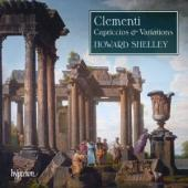 Album artwork for Clementi: Capriccios & Variations