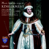 Album artwork for Music from the reign of King James I