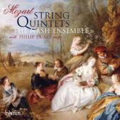Album artwork for Mozart: Complete String Quintets/ Nash Ensemble