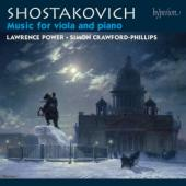 Album artwork for Shostakovich: Music for viola and piano