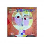Album artwork for Stravinsky: Complete music for Piano & Orchestra /