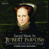 Album artwork for Robert Parsons: Sacred Music