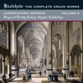 Album artwork for Buxtehude: The Complete Organ Works, Vol. 4