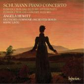 Album artwork for Schumann: Works for Piano and Orchestra / Hewitt