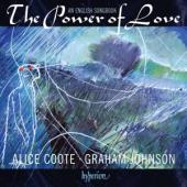 Album artwork for Alice Coote: The Power of Love - An English Songbo