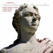 Album artwork for Cherubini: Arias & Overtures from Florence to Pari