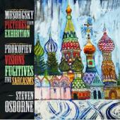 Album artwork for Mussorgsky: Pictures from an Exhibition. Osborne