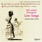 Album artwork for 18th-Century Portuguese Love Songs