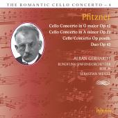 Album artwork for Romantic Cello Concerto Vol.4. Gerhardt/RSO Berlin