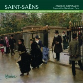 Album artwork for Saint-Saens: Organ Music Vol.3 /  Smith